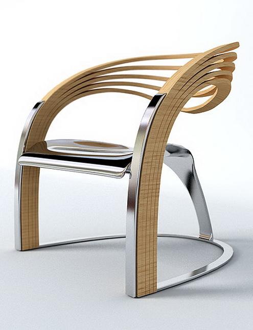 Pomysł na mieszkanie stoły i krzesła