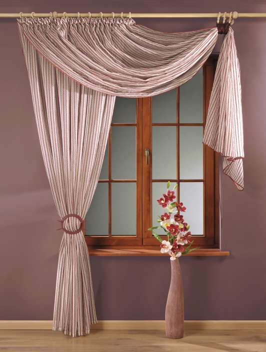 Pomys na mieszkanie okna - Formas de cortinas ...